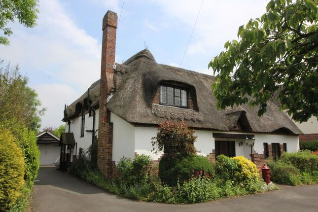 Thumbnail Detached house for sale in Bulkington Lane, Nuneaton