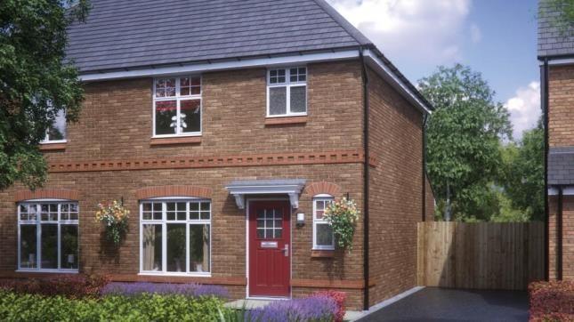 Thumbnail Semi-detached house for sale in Wren Green, Bamber Bridge, Preston, Lancashire