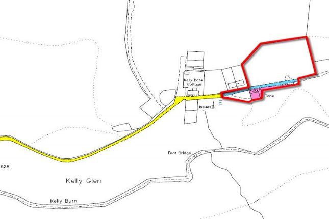 Thumbnail Land for sale in Kelly Glen Development Site, Wemyss Bay PA186Ad