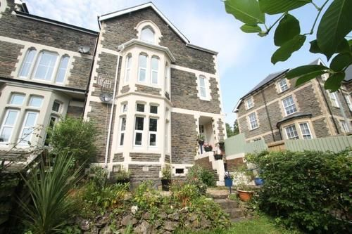 Thumbnail End terrace house for sale in Tyfica Crescent, Pontypridd