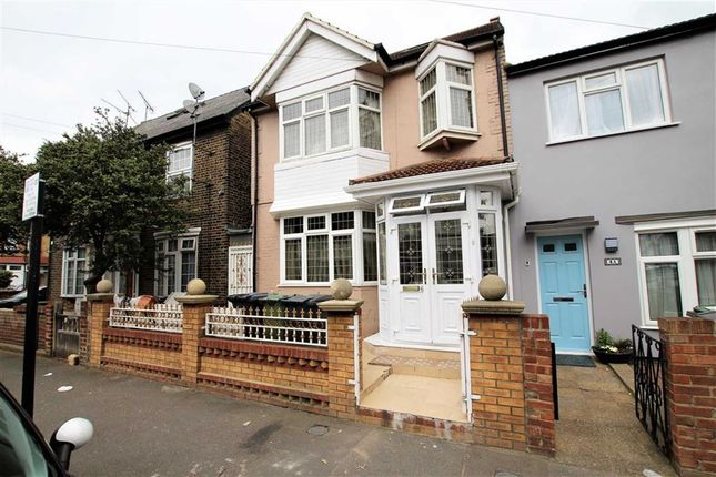 Thumbnail End terrace house for sale in Shrubland Road, Leyton, London