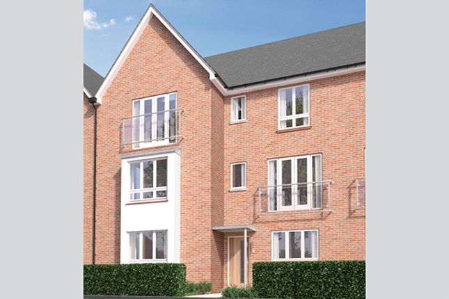 Thumbnail Semi-detached house for sale in The Tavistock, Belsteads Farm Lane, Little Waltham, Chelmsford, Essex