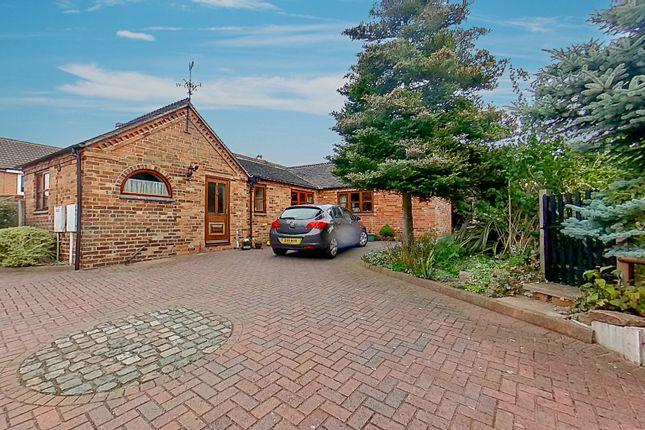 2 bed bungalow to rent in Albion Street, Woodville, Swadlincote, Derbyshire DE11