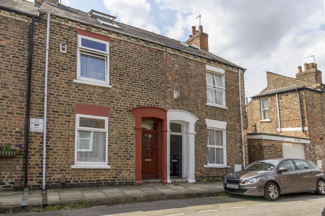 Thumbnail Terraced house for sale in Kyme Street, York