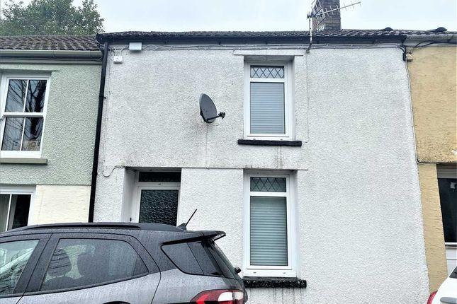 Thumbnail Terraced house for sale in Long Row, Blaenllechau, Ferndale