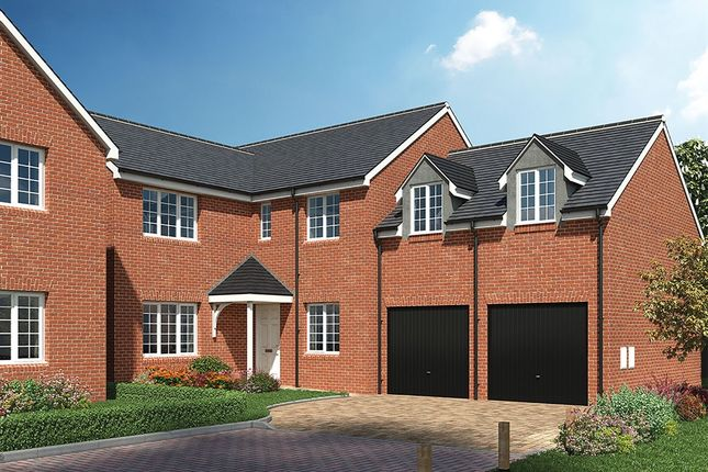 """Thumbnail Detached house for sale in """"The Oxford"""" at Manor Lane, Maidenhead"""