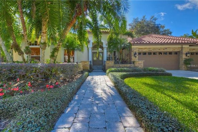 Thumbnail Property for sale in 4907 Londonderry Drive, Tampa, Florida, United States Of America