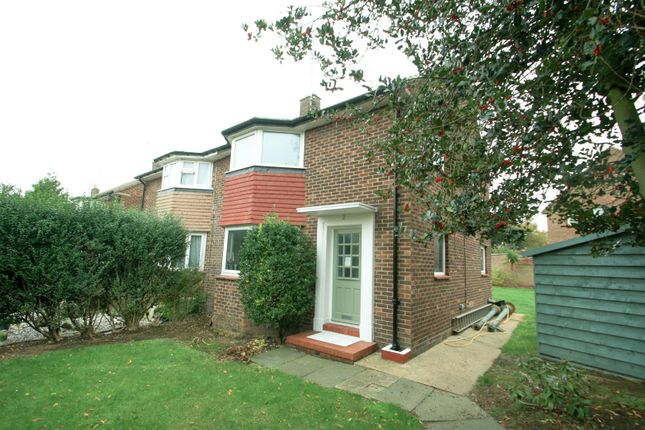 Thumbnail Semi-detached house for sale in Fairview Drive, Westcliff-On-Sea