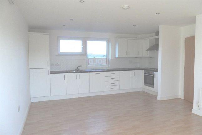 Thumbnail Flat to rent in Cubitt Way, Peterborough