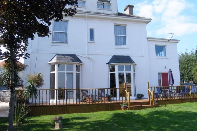 Thumbnail Property for sale in Castle Road, Torquay