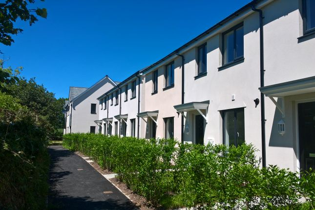 2 bed terraced house for sale in Lowenna Fields, Mawnan Smith, Cornwall