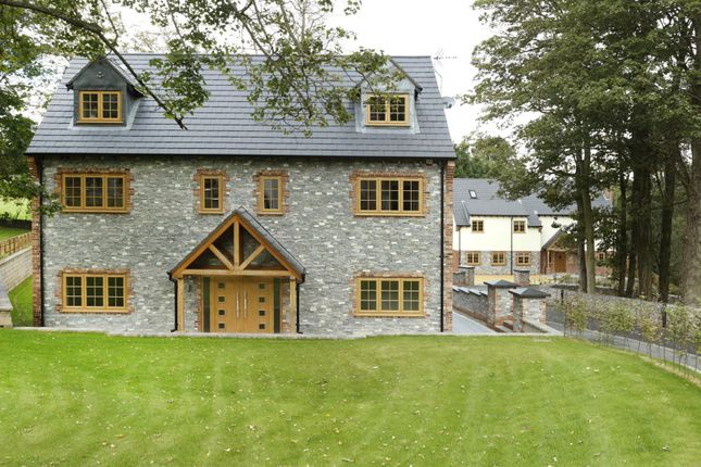 Thumbnail Detached house for sale in Plot 7, Woodland Grove, Woodhouse Eaves