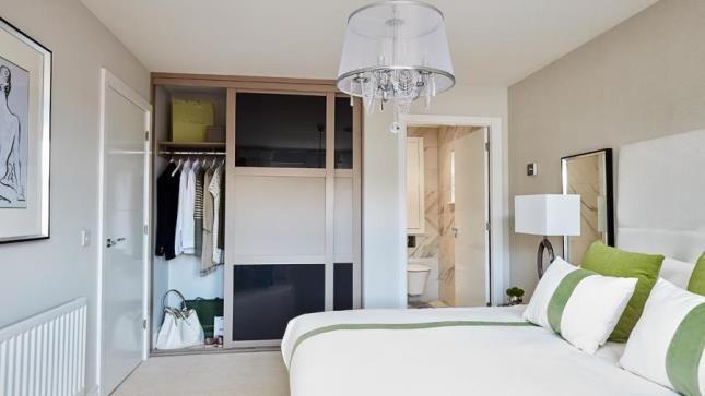 Bedroom of Greenhall Village, Blantyre, Glasgow G72