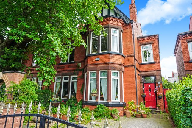 Thumbnail Semi-detached house for sale in Sheil Road, Liverpool