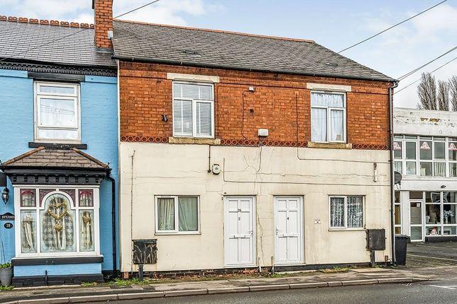 1 bed flat to rent in Long Lane, Halesowen B62