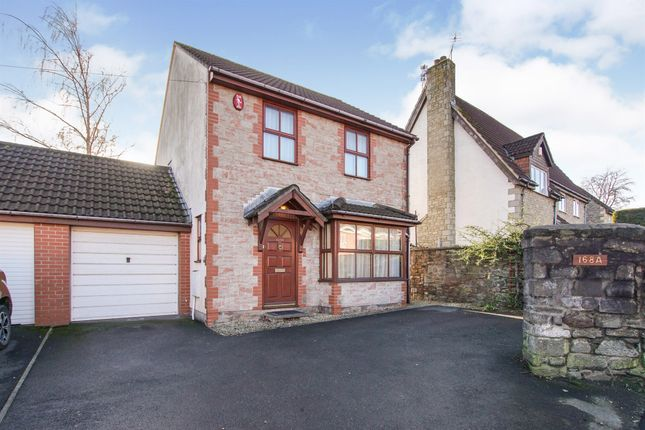 Detached house for sale in Westerleigh Road, Emersons Green, Bristol