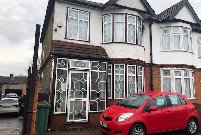 Thumbnail Terraced house for sale in Little Ilford Lane, Manor Park