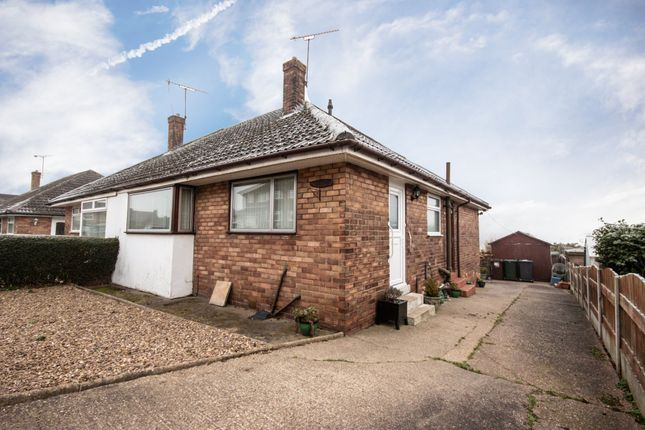 Thumbnail Semi-detached bungalow for sale in 11 Cotswold Crescent, Whiston