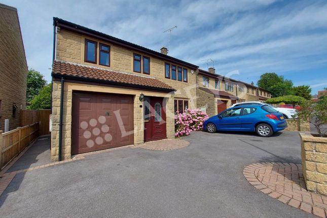 Thumbnail Detached house to rent in Parcroft Gardens, Yeovil