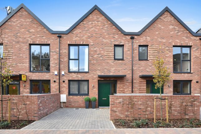 Thumbnail Terraced house for sale in Reynard Mills, Reynard Way, Brentford