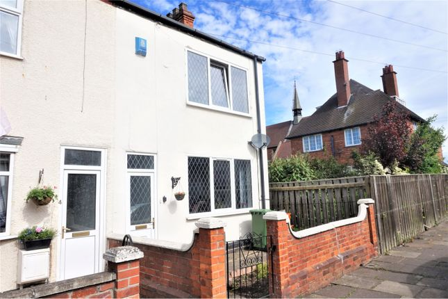 Thumbnail End terrace house for sale in Hart Street, Cleethorpes