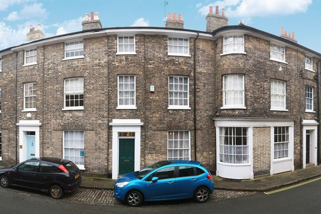 Thumbnail Terraced house for sale in Queen Street, Hadleigh, Ipswich