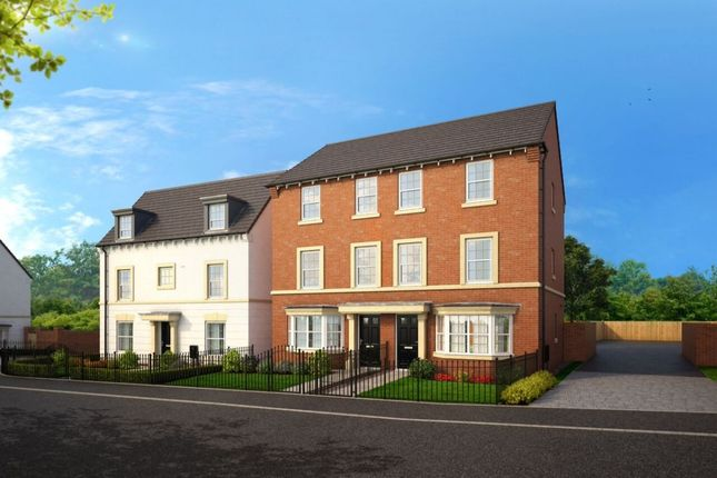 Thumbnail Terraced house for sale in Middle Deepdale, Eastfield, Scarborough