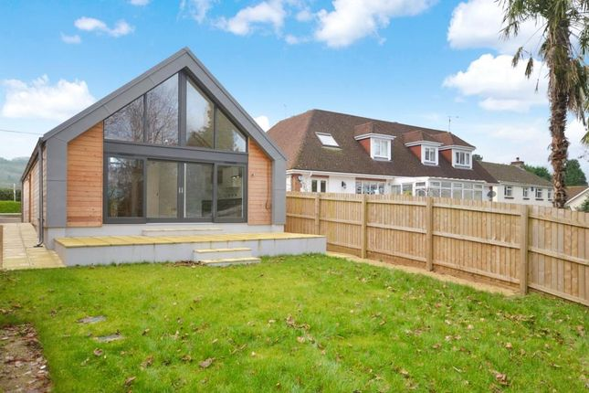 Thumbnail Detached bungalow for sale in Chapple Road, Bovey Tracey, Newton Abbot, Devon