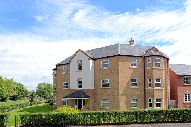 Thumbnail Flat for sale in Park Lane, Woodside, Telford, Shropshire.