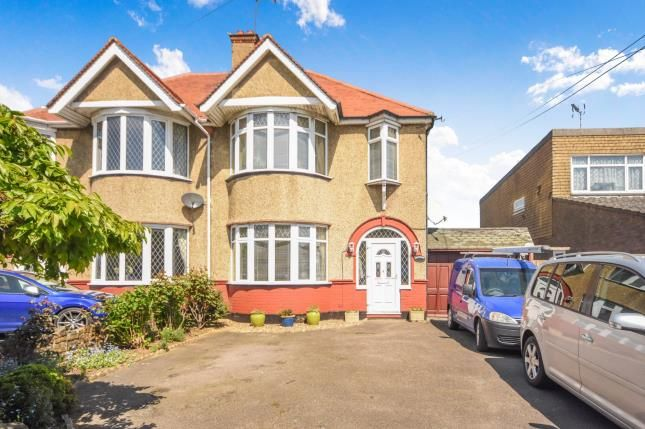 Thumbnail Semi-detached house for sale in Great Wakering, Southend-On-Sea, Essex