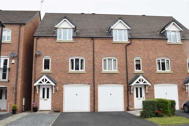 Thumbnail Town house to rent in Goldfinch Drive, Catterall, Preston