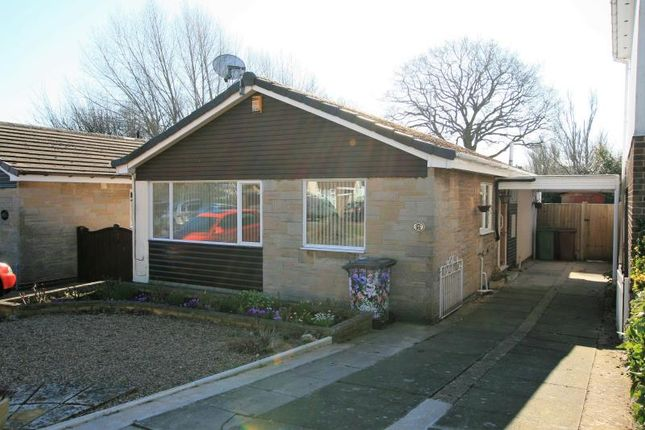 Thumbnail Bungalow to rent in Balmoral Crescent, Dronfield Woodhouse