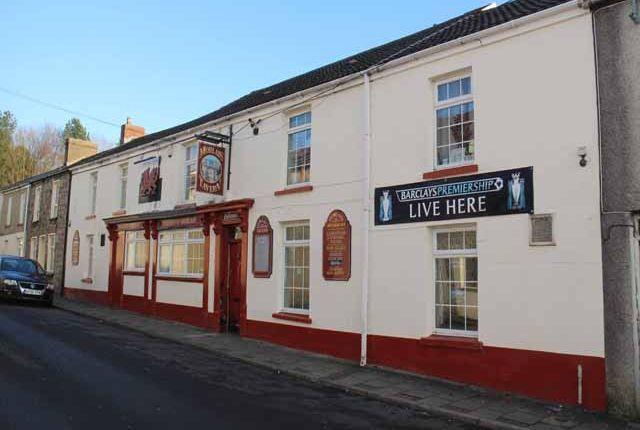 Thumbnail Pub/bar for sale in Mount Pleasant Street, Merthyr Tydfil