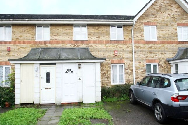 Thumbnail Terraced house for sale in Tynemouth Close, Beckton, London