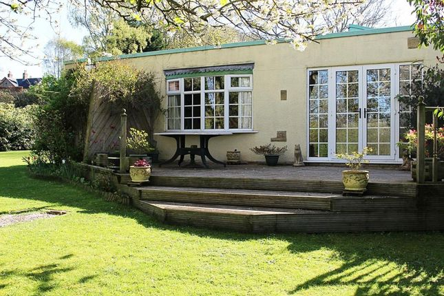 Thumbnail Detached bungalow for sale in Tockwith Lane, Cowthorpe, Wetherby