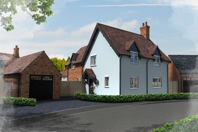 Thumbnail Cottage for sale in Plot 29, Hill Place, Brington, Huntingdon
