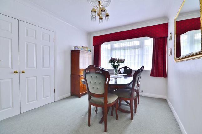Dining Room of Felbridge, East Grinstead RH19