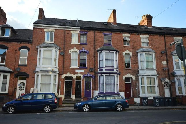 Thumbnail Terraced house for sale in Saxby Street, Leicester