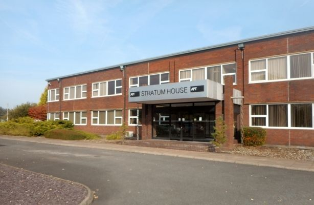 Thumbnail Office to let in Stratum House, Stafford Park 10, Telford, Shropshire