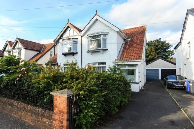 Thumbnail Semi-detached house for sale in Station Road, Belfast