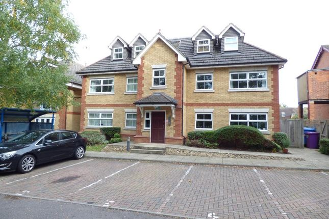 Thumbnail Flat for sale in Cody Court, Farnborough
