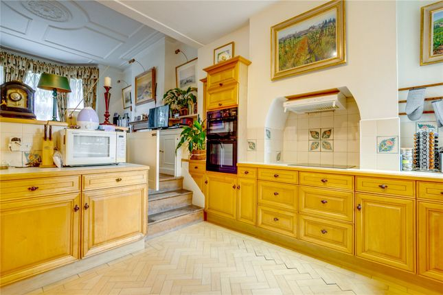 Kitchen of The Crescent, London SW13