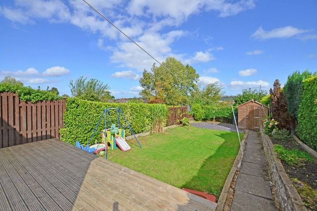 Garden of Hollythorpe Rise, Norton Lees, Sheffield S8