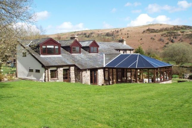 Thumbnail Detached house for sale in Bettws, Abergavenny