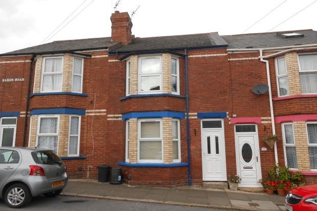 Thumbnail Property to rent in Saxon Road, Exeter