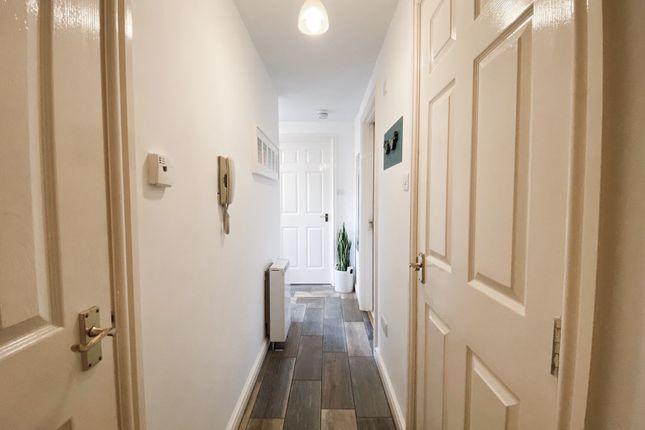 Hallway of Newhall Hill, Birmingham B1