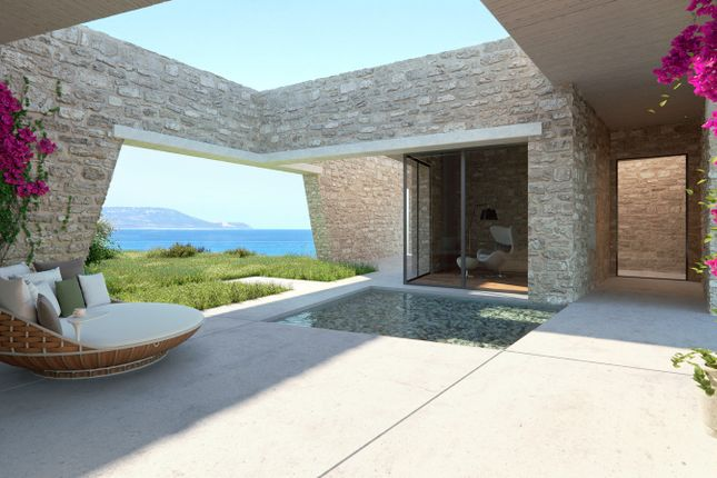 Tombazis_Atrium of Costa Navarino, Sw Peloponnese, Greece