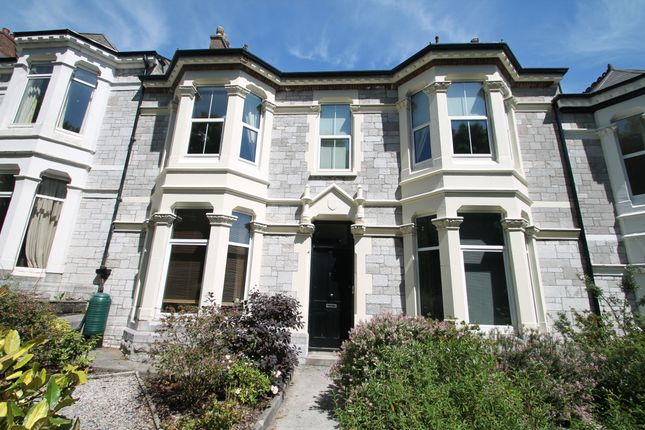 Thumbnail Maisonette for sale in Tothill Avenue, Plymouth