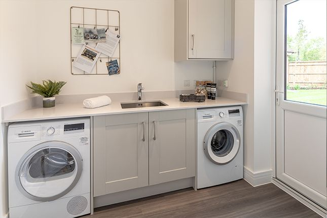 Utility Room of Plot 135 - The Burnham, Sheerlands Road, Finchampstead RG40