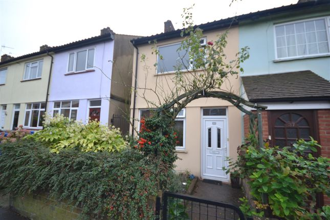 Thumbnail Terraced house for sale in Albany Road, Norwich